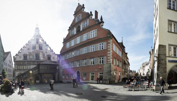 Altes und Neues Rathaus Lindau_Fotocredit_Hari Pulko_Lindau Tourismus